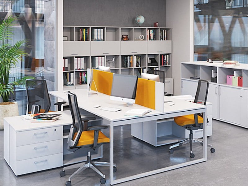 Як обрати офісні меблі